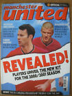 MANCHESTER United Football Club Official Magazine - Various