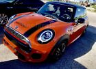 064 Vinyl Hood stripe stripes decals graphics fit Mini Cooper, S, Clubman