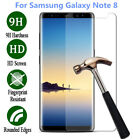 Tempered Glass Screen Protector Cover Guard Skin Film For Samsung Galaxy Note 8