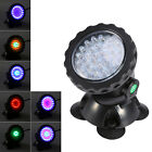 Lot 36 LED Underwater Spot Light For Water Aquarium Garden Pond Fish Tank Home