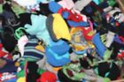 6 Pairs Boys ex storeline socks.great value