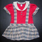 BABY GIRL DRESS Designer Outfit Party or Casual Wear Dress Aged 0-3 Years Old