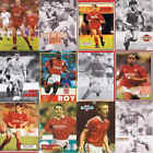TOPICAL Times Football Annual A4 retro picture Nottingham Forest - VARIOUS