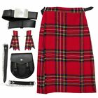 Tartanista Royal Stewart Baby & Boys Outfit - Kilt, Sporran Belt & Flashes 0-14