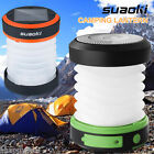 Suaoki Solar Panel Camping LED Campinglampe Campinglaterne Lamp Outdoor USB