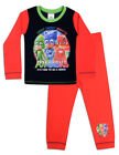 PJ MASKS PYJAMAS 18-24 2-3 3-4 BOYS COTTON PJS SET