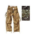SURPLUS Vintage Fatigue Trouser Herren Cargohose Hose Outdoor BW Army 3596