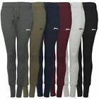 Slazenger Ladies Sports Joggers Womens Jogging Bottoms Activewear Sweatpants