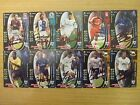 AUTOGRAPHED WOTC/WIZARDS OF THE COAST CARDS: 2001-02 SEASON FREE UK P&P: LOOK!!!