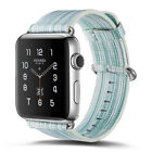 New Genuine Leather Watch Replacement Band Strap 38/42mm For Apple Watch iWatch
