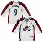 Reebok Matt Duchene Colorado Avalanche Youth White Away Premier Player Jersey