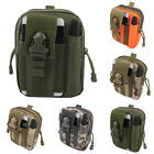 Waterproof Mens Military Tactical Waist Pack Mini Outdoor Sport Small Backpack
