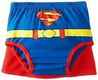 DC Comics Superman Caped Diaper Cover Baby Boy 6-12 Months