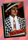 the album thriller - 1984 Michael Jackson Non Sport - Choose Your Cards