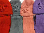 HAND MADE HAT & SCARF SETS IN FOUR COLOURS STYLE - 90755