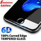 For Apple iPhone 7 8 Plus - 9D Full Cover Curved Tempered Glass Screen Protector