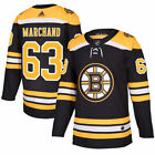 adidas Brad Marchand Boston Bruins Black Authentic Player Jersey NHL