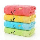 Cartoon Soft Cotton Baby Infant Newborn Bath Towel Washcloth Feeding Wipe Cloth