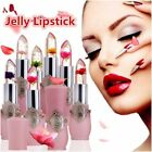 Charm Jelly Flower Magic Color Changing Lip Gloss Moisturizi