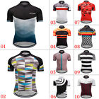 New Mens Road Cycling Sports Wear Bike Riding Apparel Tops Short Sleeve Jerseys