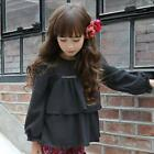 Baby Girls Contrast Color Flowers Hair Side Clip Hairpins Hair B20E
