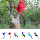 1Pc Cute Artificial Feather Magpie Bird Christmas Tree Decoration Craft pick