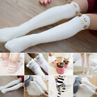 Womens Fluffy Over The Knee High Socks 3D Animal Slipper Winter Warm Socks TY