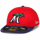 New Era Fort Myers Miracle Red/Navy Low Crown Diamond Era 59FIFTY Fitted Hat