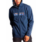 Levelwear Oklahoma City Thunder Navy Blue Wall Of Fame Full Zip Hoodie - NBA