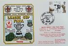 FIRST DAY COVERS Football Games LIVERPOOL - Various