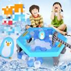 Funny Save the Penguin on Ice Game Break Ice Block Hammer Penguin Trap Toy LD