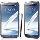 "Samsung Galaxy Note II GT-N7100 16GB 5.5""   Unlocked Smartphone two colors"