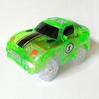 Kids Electronics Car for Magic Track Toys With Flashing Lights Educational Gift