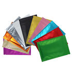colored zip lock bags - New Flat Clear/Silver/Colored Mylar Zip Lock Bags in Variety Colors and Sizes