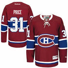 Carey Price Montreal Canadiens Mens Red Home Premier Jersey
