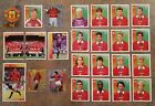 MERLIN 97 (1997) Brand New Unused football stickers MANCHESTER UNITED - Various