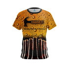Hammer Mens Dye Sub Beer CoolWick Performance Crew Bowling Shirt