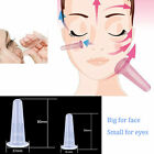 Facial Face Eye Silicone Cupping Vacuum Suction Cup Massage Anti-Age Therapy