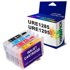 1 Full Set compatible refillable ink cartridge for Printers refill auto reset