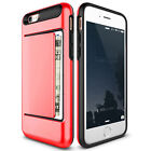 iPhone 6s Case Shockproof Credit Card Pocket Wallet Case For iPhone 6s Plus Case