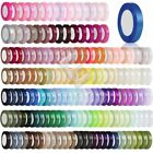 "1/4"" 6mm 25 Yards Satin Ribbon Bows Craft Sewing Wedding Party Decor Lots RN0002"
