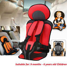 Внешний вид - Portable Safety Baby Car Seat Infant Convertible Booster 0-6 Years Child Chair