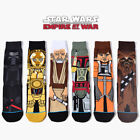 1 Pairs Cartoon cotton Star Wars MEN Womens Sock Casual Long male Socks $2.97 USD on eBay