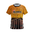 900 Global Mens Dye Sub Beer CoolWick Performance Bowling Shirt