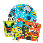 EPIC PARTY Birthday PARTY Range NEW Tableware Balloons Decorations Supplies {1C}