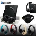 Wireless Bluetooth Stereo Headset Foldable Sport Headphone Earphone For iPhone 7