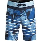 Quiksilver Highline Island Time 19 Mens Shorts Boardshorts - Navy Blazer