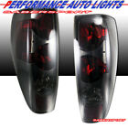 Set of Pair Smoke Lens Taillights for 2004-2012 Chevrolet Colorado GMC Canyon