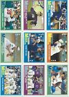 2016 Topps Heritage Minors Minor Miracles Baseball cards - Complete Your Set !!