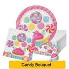 Candy Bouquet Range Tableware Balloons Decorations Supplies - CP